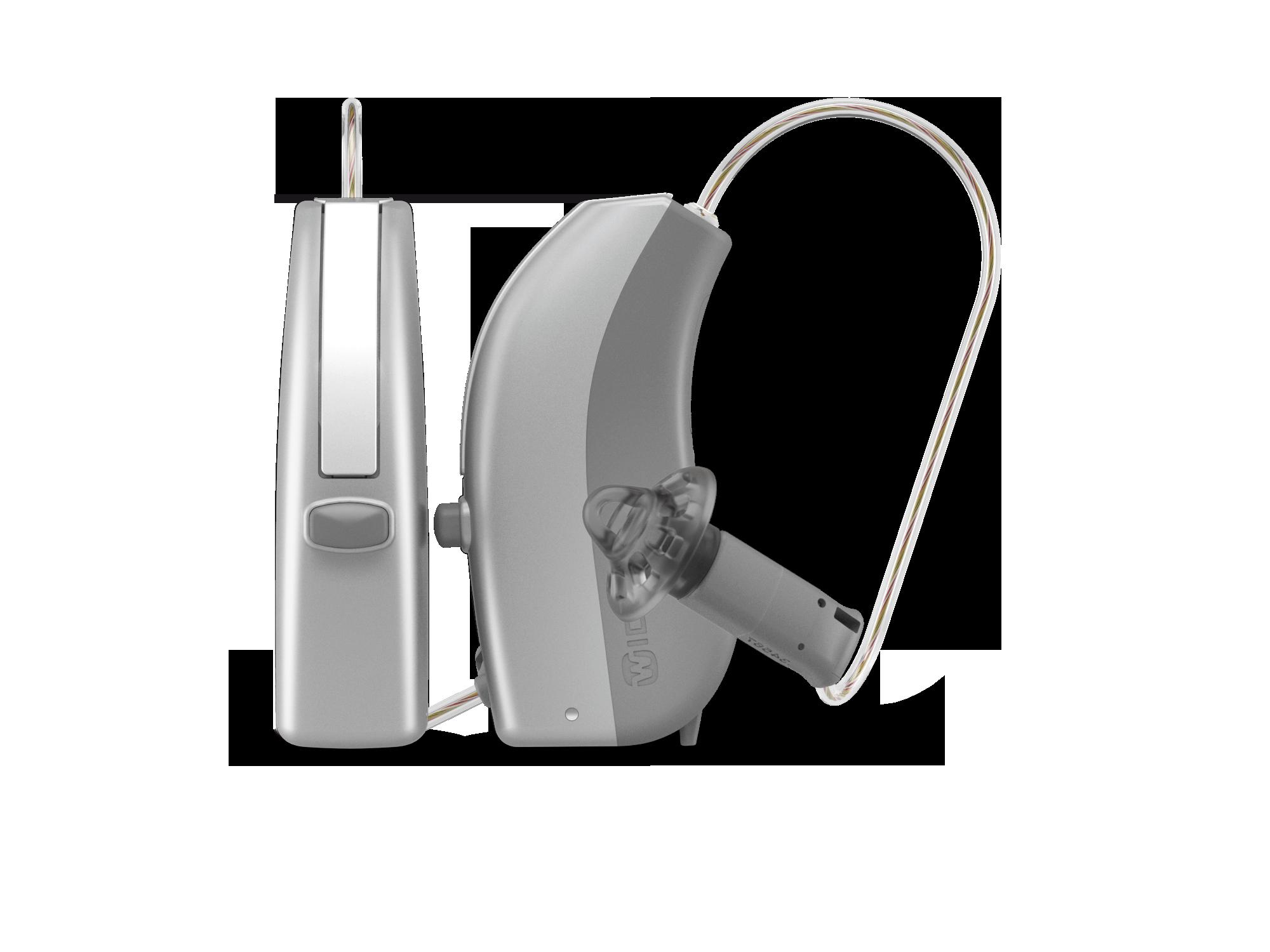Modernes Hörgerät