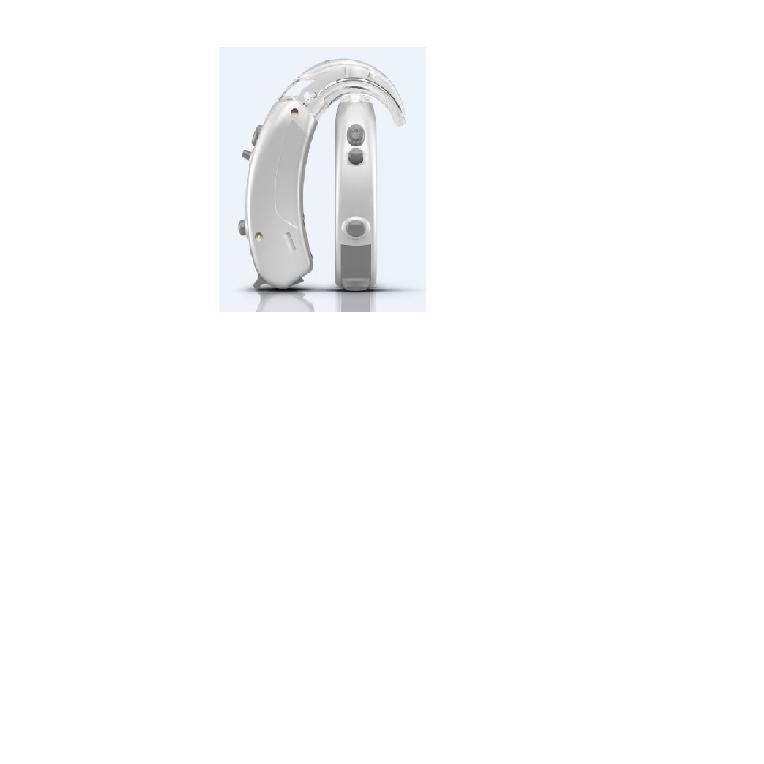 Hörgeräte von Widex in HdO-Bauform
